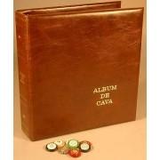 Álbum Chapas de Cava Safi gran capacidad 5 bandejas