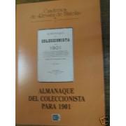 <div><strong>Edifil Revista Filatelia Nº 7 Almanaque del Coleccionista para 1901<br />  </strong></div>