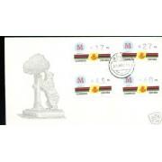 <div><strong>ATMs Kl&uuml;ssendorf Madrid 92 en sobre preciosa<br /> </strong></div>