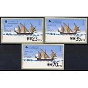 ATMs - Térmicos 1998 - 1-1998 - Barcos de época