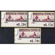 ATMs - Térmicos 2005 - E202 - Pintura