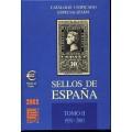 Catálogos España y Colonias