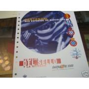 <div><strong>Colección Completa Barnafil 2000 R.C.D. Español<br /> </strong></div>