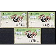 ATMs - Térmicos 1998 - 5-1998 - Cómics Mortadelo y Filemón