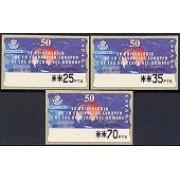 ATMs - Térmicos 2000 - E0100/31 - 50 Aniv. Convención Derechos Hombre