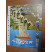 Barnafil 1998 Barcos España Documento