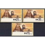 ATMs - Térmicos 2000 - E0100/27 - III Cent. Herm. Dolore Cristo