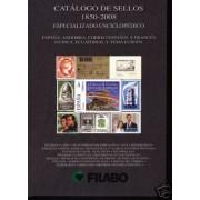<div><strong>Catálogo de Sellos 1850 - 2008 Especializado Enciclopédico Filabo España </strong></div>