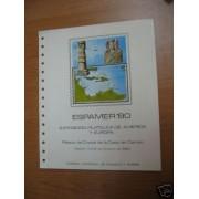 España Documento FNMT 12 ESPAMER 1980