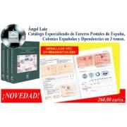 <div><strong>Catálogo Especializado Enteros Postales y Colonias<br />  </strong></div>