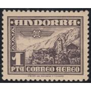Andorra española 59 1951 Paisajes MH