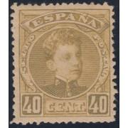 España Spain 250 (241/55) 1901/1905 Alfonso XIII MH