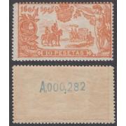 España Spain Nº 266 1905 Quijote MNH