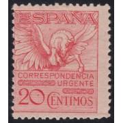 España Spain 454 1929 Pegaso MNH