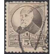 España Spain Variedad 655 1931 - 1932 Francisco Pi y Margall Unicolor