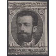 España Spain Variedad 129 1872 Prueba Amadeo Saboya Galvez 844