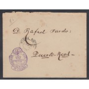 España Spain Franquicias 5 1882 FQ  Dr. Thebussem en Carta