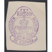 España Spain Franquicias 5 1882 Dr. Thebussem