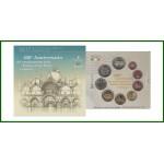 Italia 201 Cartera Oficial Monedas € euros + 2 euros conm. San Marino