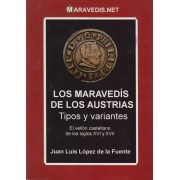 España Catálogo Maravedís de los Austrias  Tipos y Variantes  S XVI Y XVII