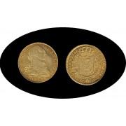 España Spain 8 Escudos 1787 Carlos Carol III Nuevo Reino NR JJ  gold