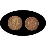 España Spain 25 ptas 1884 Alfonso XII oro Au gold