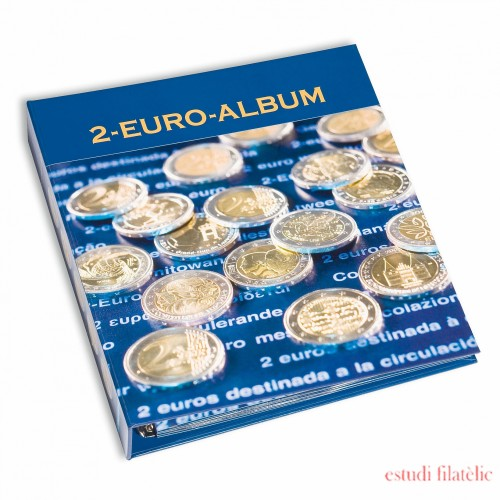 Leuchtturm 357466 NUMIS Álbum para monedas conmemorativas de 2 euros Part. 1 - 6