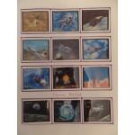 Colección Collection Sellos tridimensionales mundial