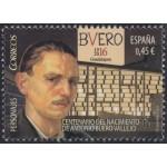 España Spain 5083 2016 Antonio Buero Vallejo MNH