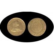 España Spain 8 escudos 1749 Mexico F Fernando VI gold