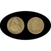España Spain 2 escudos 1793 Madrid MF Carlos IIII gold