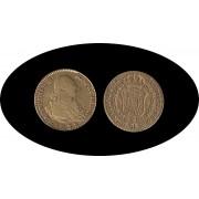 España Spain 2 escudos 1799 Madrid MF Carlos IIII gold