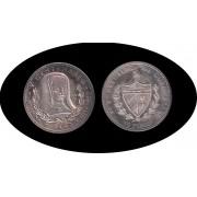 Cuba 50 pesos 1991 5 onzas Ioanna plata silver