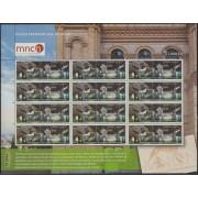 España Pliego Premium 29 2016 Museo Nacional de Ciencias Naturales MNH