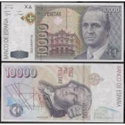España Billete 10000 Pesetas  12 10 1992 Serie 2W  SC