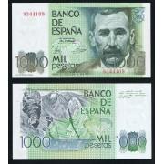 España Billete 1000 Ptas 23 10 1979 Sin Serie  EBC