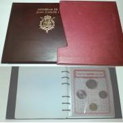 Colección Mini álbum Carteras Pesetas Juan Carlos I 1795 - 1982