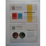 Colección Collection Andorra Española Vegueria 1978 - 1995