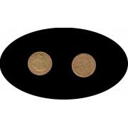 España Spain Carlos Carol III  Durillo 1/2 escudo 1774 Madrid PJ Oro Au