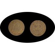 España Spain 4 escudos Carlos Carol IIII 1792 Madrid MF oro gold Au