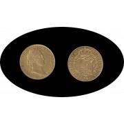 España Spain Fernando Ferdin VII 2 escudos 1819 Madrid GJ  Oro Gold Au