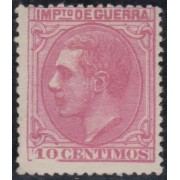 España Spain NE 5 1879 Alfonso XII MH
