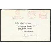 Esapaña Carta de la Empresa Condeminas al Director de la Feria de Barcelona 1976
