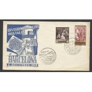 España Carta con Matasello Conmemorativo 1959