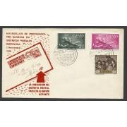 España Carta con Matasello Barcelona Conmemorativo 1959