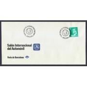 España Sobre y Matasello Salón Internacional del Automóvil 1983
