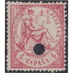 España Spain Telégrafos 151T 1874 Comunicaciones