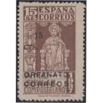 España Beneficencia Huérfanos Correos NE 33 1938 Año Compostelano MH