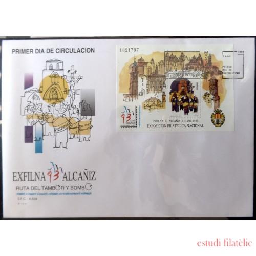 Colección Collection España 1992 - 2010 SPD sobres Primer día