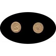 España Spain Isabel II 1862 40 reales Madrid Oro Au Gold